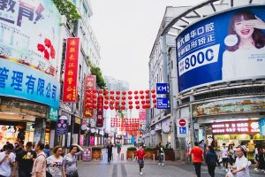 Chinese marketing interest for foreing products